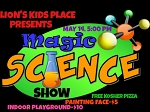 INDOOR PLAYGROUND AFTER MAGIC SCIENCE SHOW